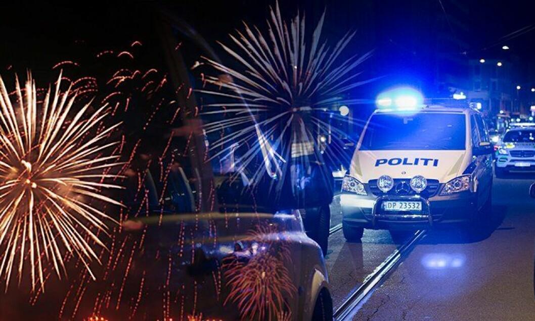 Også politiet går inn i et nytt år. Vi oppsummerer 2014.
