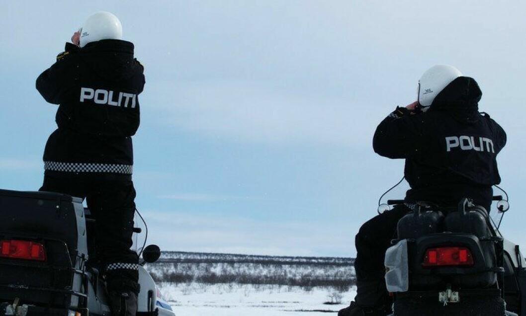 Politireform i sikte? Ifølge VG vil den avgjøre om Finnmark skal få egen politimester, men ikke hvilke tjenestesteder som får leve.