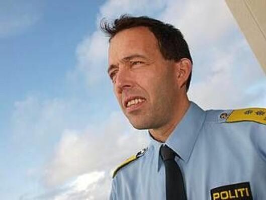 Kaare Songstad, beredskapsdirektør i Politidirektoratet.