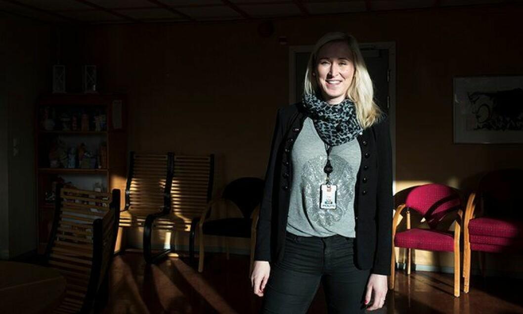 – Jobben har tatt meg med storm, både på godt og vondt. Jeg la mye press på meg selv, forteller dommeravhører Angela Claire Wermuth.