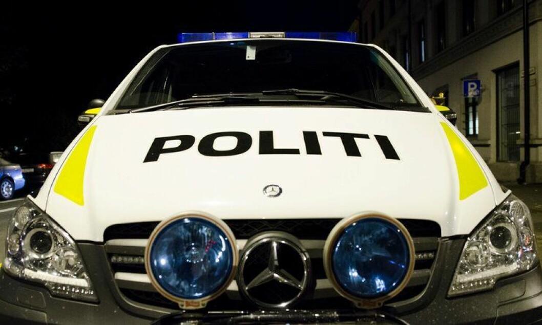Er denne bilen blant de de vanligste i politiet? Se listen nederst i saken.