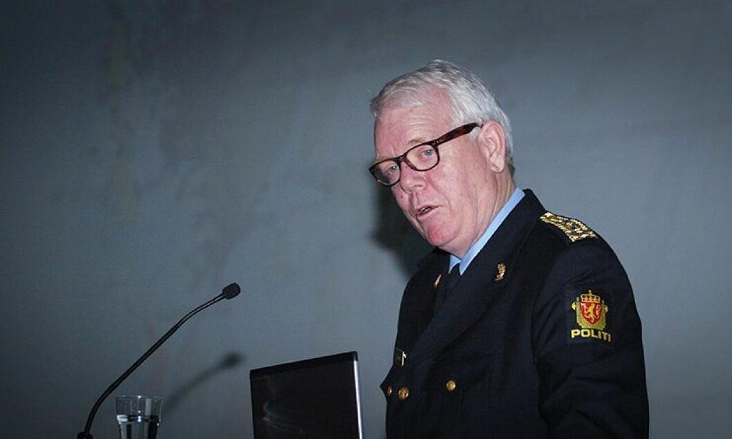 Geir Gudmundsen, politimester i Hordaland, måtte svare for knusende kritikk over distriktets etterforskning.