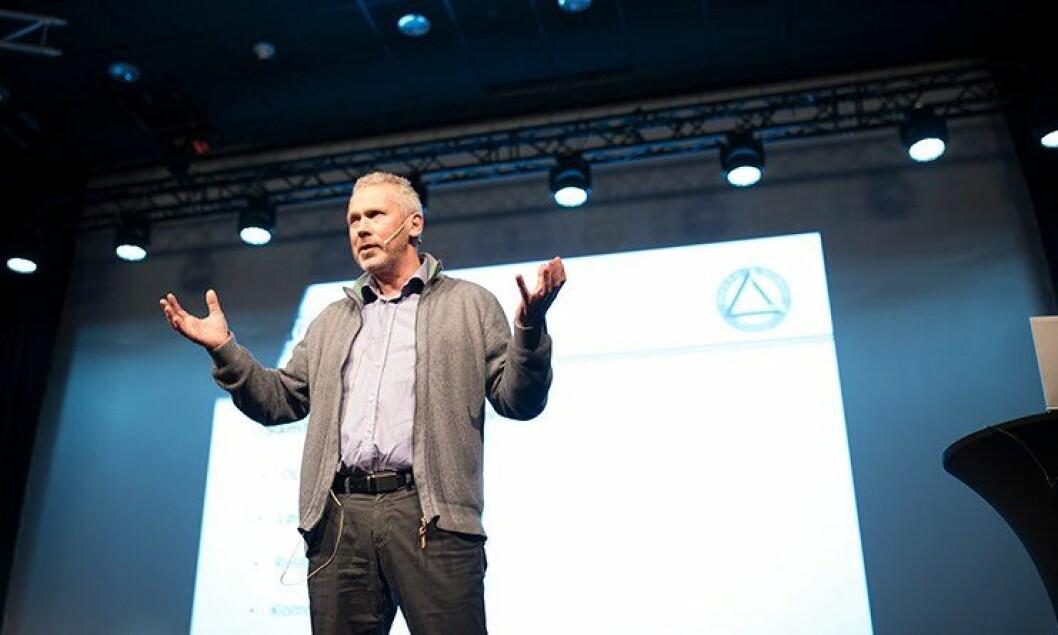 Tidligere leder for Beredskapstroppen, Anders Snortheimsmoen, har snudd. – Politiet må bevæpnes, sier han.