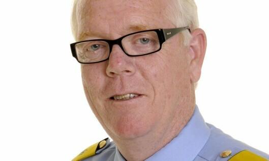Ikke søkt: Tidligere politimester i Hordaland, Geir Gudmundsen.