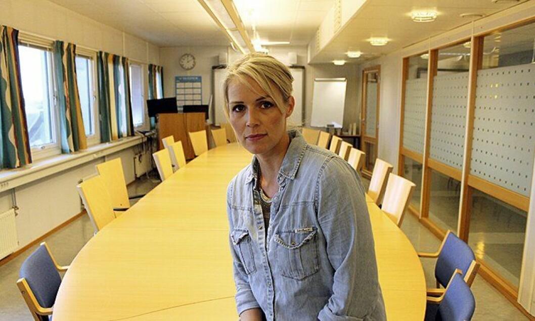 Politibetjent Marthe Austgarden-Lund ble sykmeldt etter en hendelse under en pågripelse. Men erstatning får hun ikke for skulderskaden hun pådro seg i tjenesten.