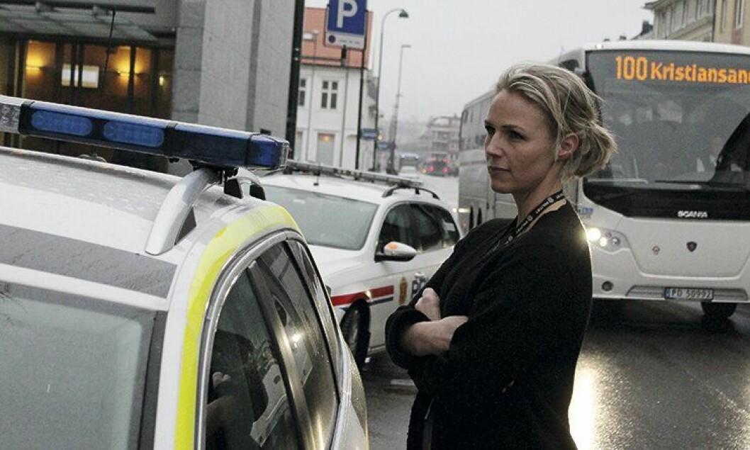 Marianne Austgarden-Lund har blitt forespurt om å si opp stillingen som sykmeldt, men vil ikke gjøre det.