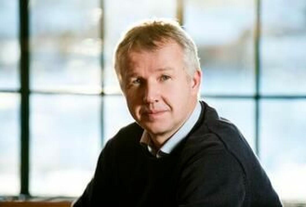 Jan-Egil Presthus, leder for Spesialenheten for politisaker.