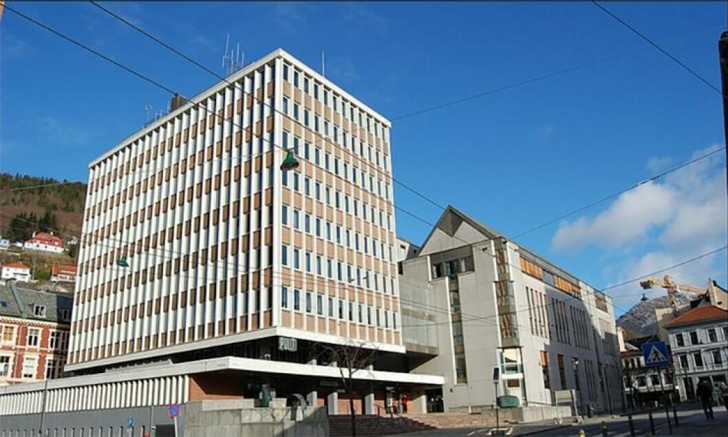 Politihuset i Bergen.