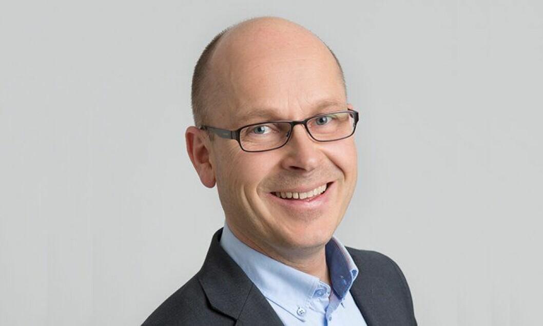 Ordfører Knut Espeland (KrF) i Spydeberg kommune.