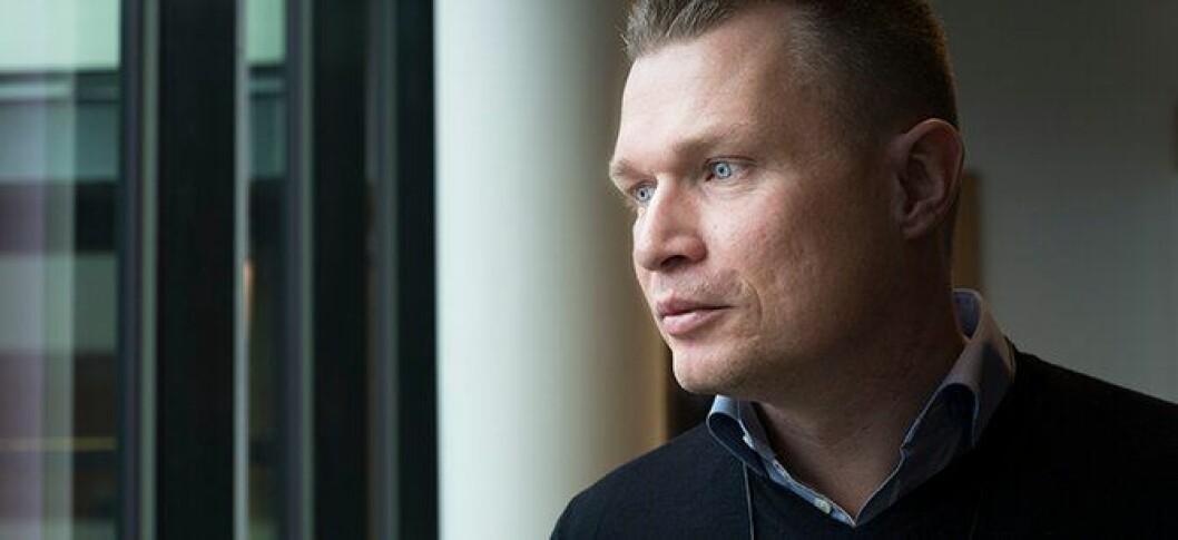 Erlend Bjørnestad, leder i PF Rogaland, forteller om reaksjoner fra medlemmene.