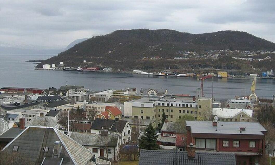 Harstad er hovedsetet for Midtre Hålogaland politidistrikt.