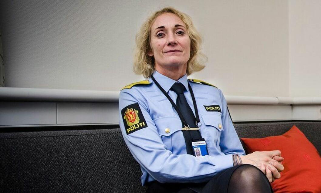 Nina Skarpenes