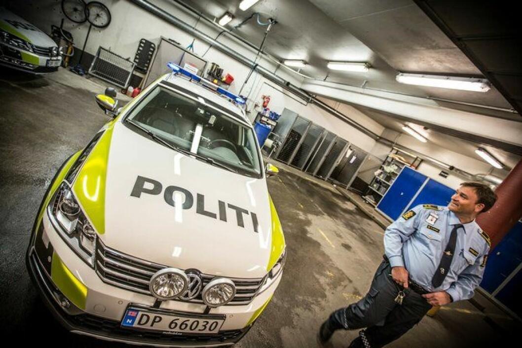 Politioverbetjent Morten Østraat tror de nye tiltakene som nå testes ut kan ha en positiv effekt.