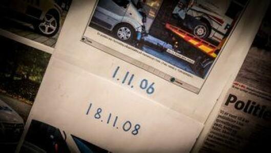 Datoen og ulykken som gjorde at politioverbetjent Morten Østraat forstod at noe måtte gjøres.