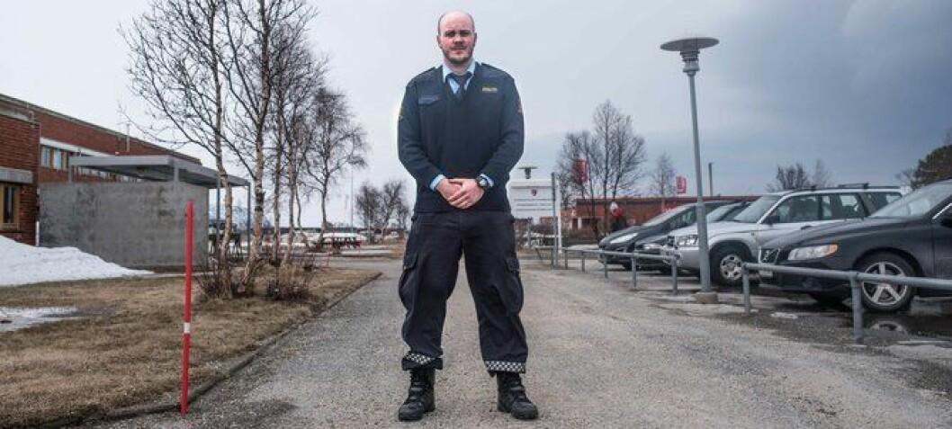 Sikkerhet først: Hovedverneombud i Vestfinnmark, Nikolai Fiskergård, ønsker ikke vaktsamarbeid. Vi må tenke sikkerhet, mener han.