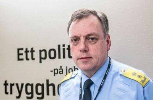 Politimester Morten Daae synes det kan være en utfordring å kommunisere at distriktet er tvunget til å prioritere i enkelte sammenhenger.