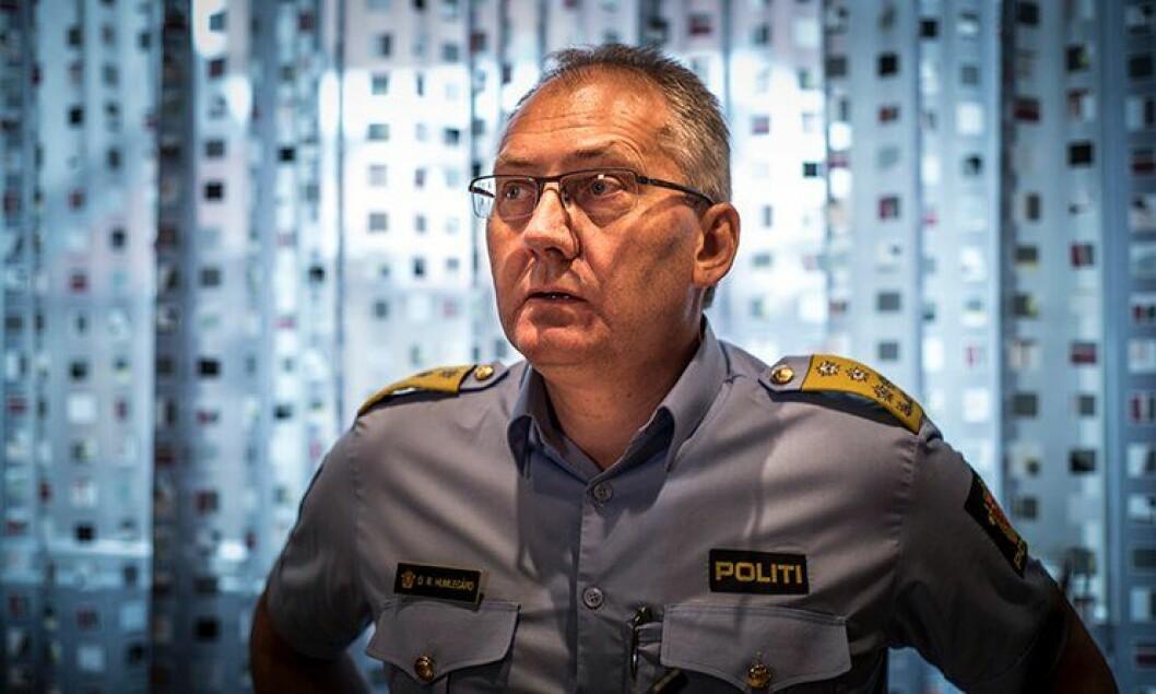 Odd Reidar Humlegård tar selvkritikk for at Schaefer følte han ikke ble hørt av Politidirektoratet.
