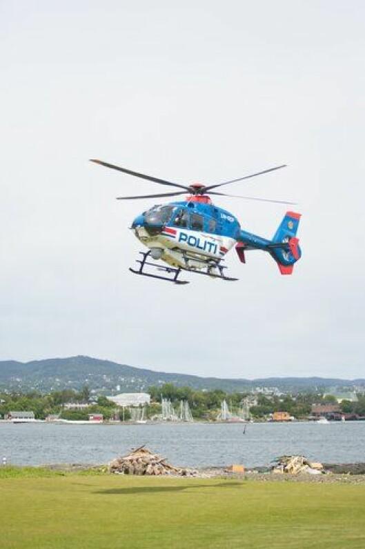 Politihelikopteret kan bli organisert sammen med blant andre Beredskapstroppen og bombegruppa i et nytt særorgan.