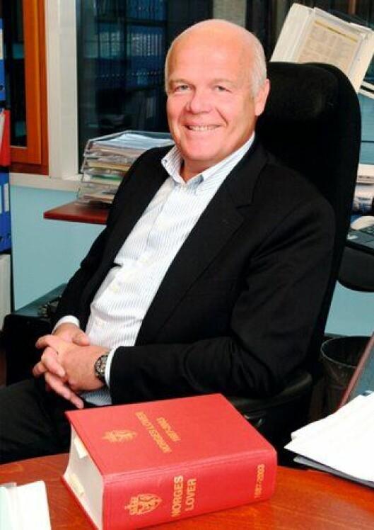 Jens-Ove Hagen skriver spalten «Politijuss» i Politiforum