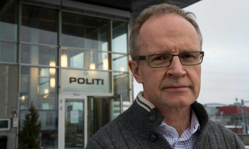 Politimester Arne Jørgen Olafsen sier at styringssignalene fra toppen blir tatt seriøst. Nettopp derfor prioriteres ressursene inn mot alvorlig kriminalitet og «saker med navngitt mistenkt» henlegges.