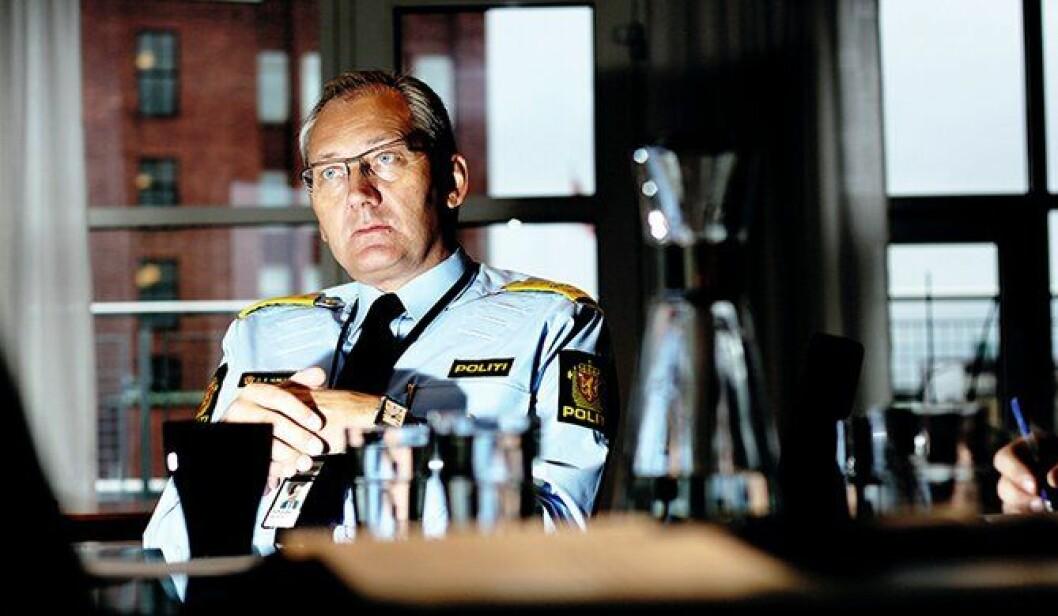 NYANSERT: Det er blitt opplest og vedtatt at det finnes en fryktkultur, men bildet er mer nyansert, mener politidirektør Odd Reidar Humlegård