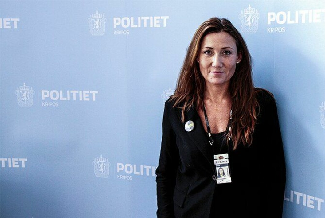 Birgit D. Haugland jobber ved voldtektsgruppa på Kripos og ønsker at unge skal passe på hverandre.