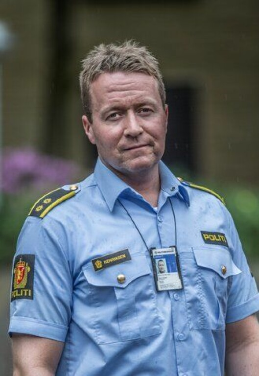 Steinar Vee Henriksen