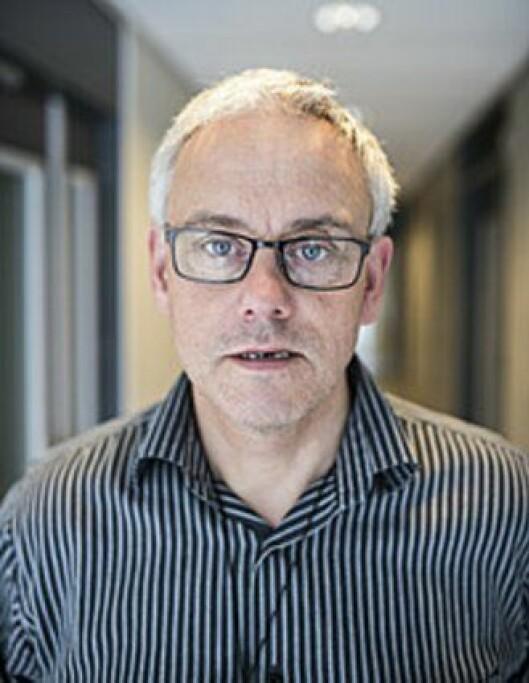 Søker ikke: Politimester i Sogn og Fjordane, Ronny Iden