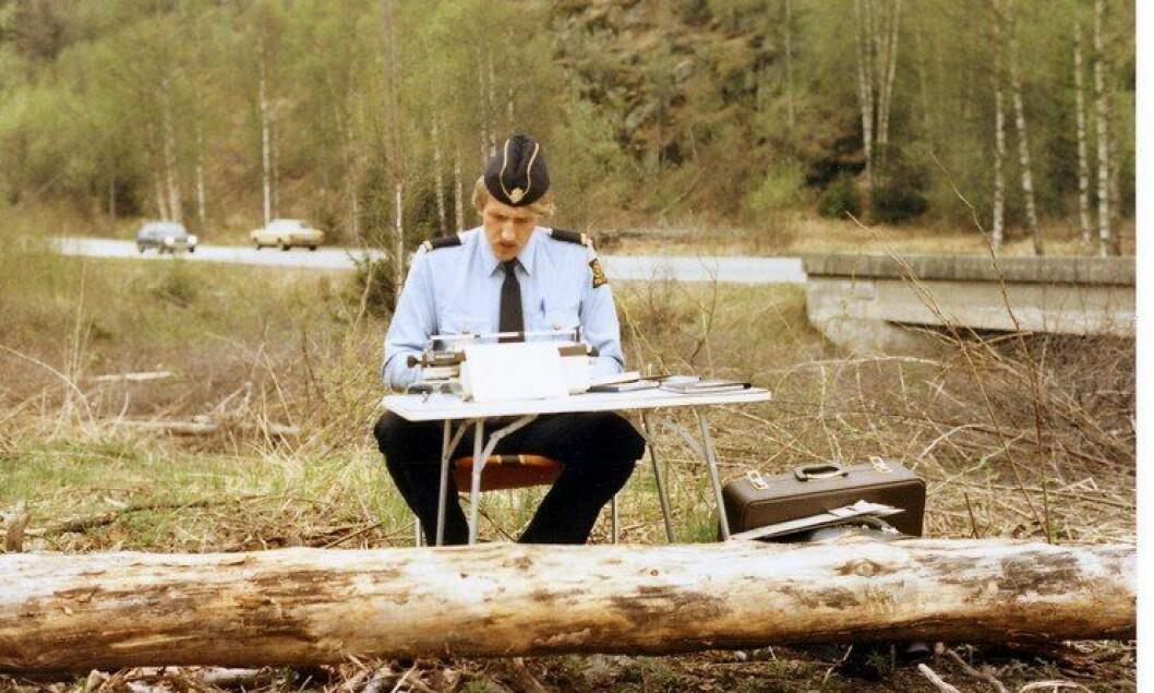 Når politifolk setter seg ned og skriver om opplevelsene i hverdagen, kommer ofte sannheten om diverse forhold fram.