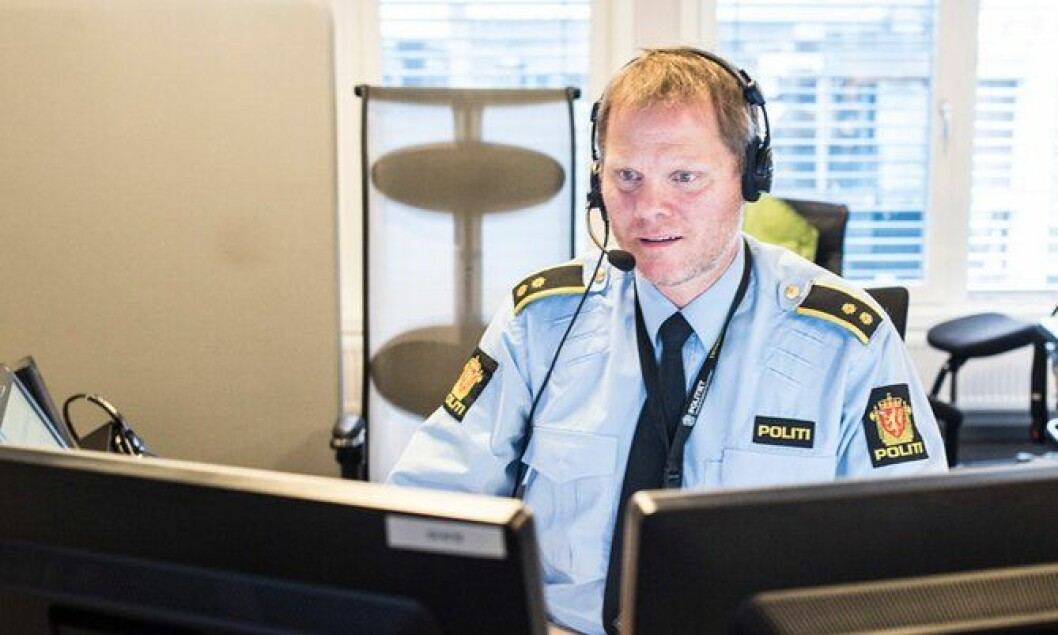 Pendeler: Finn Håvard Aas pendler allerede i dag flere mil til jobben i Drammen. Å pendle lenger gjør det vanskelig for ham.