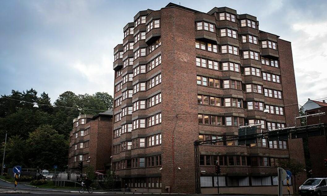 PUs hovedkvarter på Tøyen i Oslo