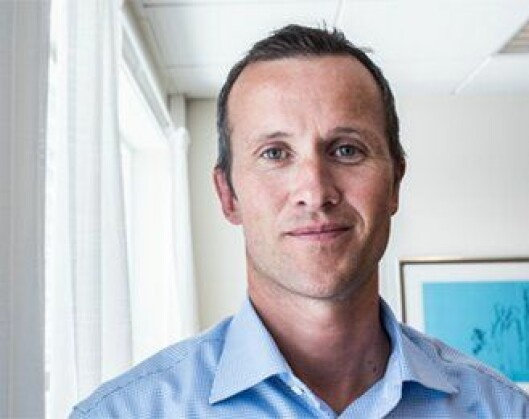 Kartlegger: Frede Hermansen i POD leder arbeidet med å finne frem til nye hovedseter.