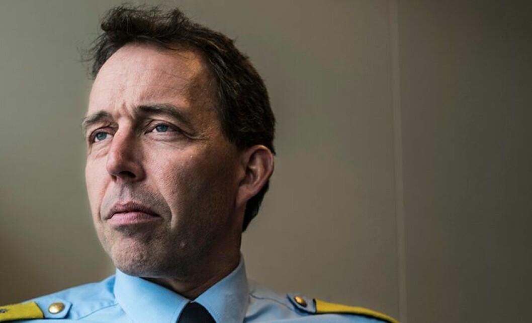 Beredskapsdirektør i Politidirektoratet, Kaare Songstad, vil bli politimester i Vest politidistrikt.