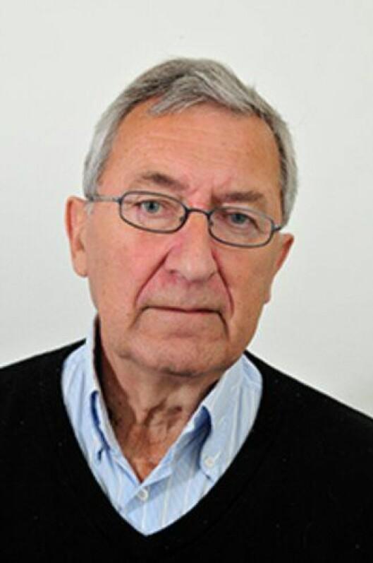 Tore Hansen, professor i statsvitenskap.