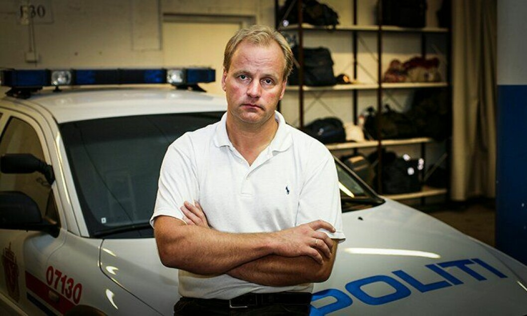 Finn Arne Hvalbye er tillitsvalgt og tidligere UEH-sjef. Han er skeptisk til ny bevæpningsmodell.