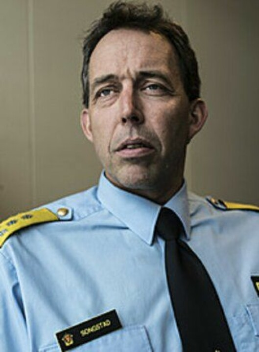 Kaare Songstad, beredskapsdirektør.