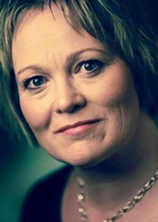 Ordfører Lena Marie Landsverk Sande (V).