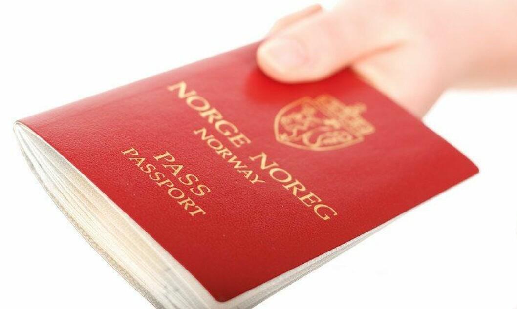 Måten pass blir behandlet på vil endres, forsikrer Politidirektoratet.