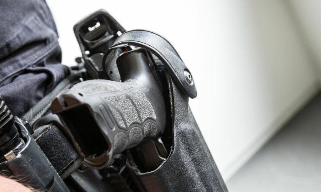 Justis- og beredskapsdepartementet har etter råd fra POD bestemme at ammunisjon ikke skal sitte i våpenet. Det har opprørt mange politifolk.