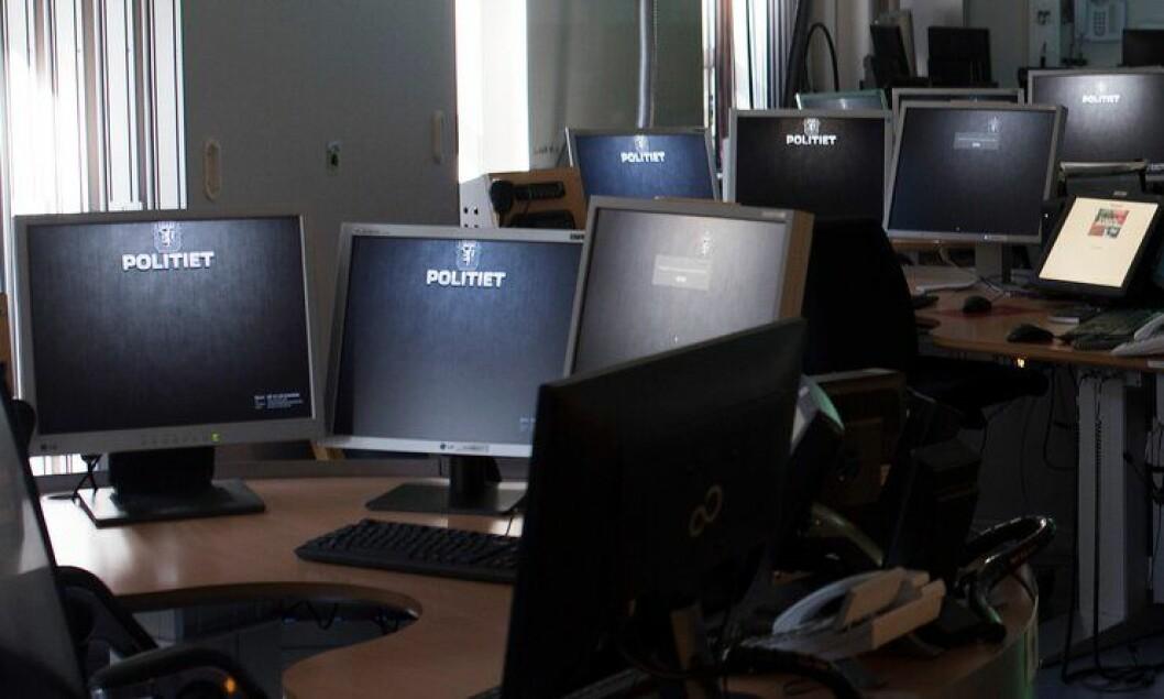 På dataskjermene rundt i politiet brukes det en rekke ulike programmer og systemer. PODs mål er å rydde opp og på lenger sikt opprette sentrale IKT-løsninger.