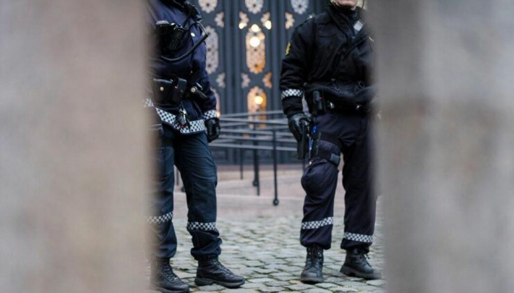 Den midlertidige bevæpningen av politiet er over etter sju og en halv måned.