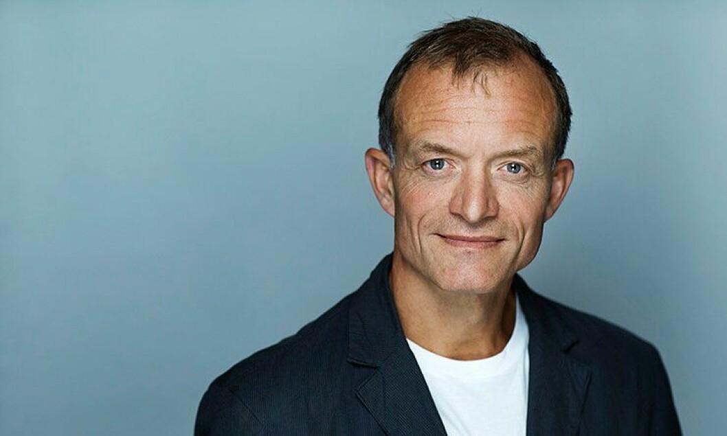 Ole Martin Mortvedt, redaktør i Politiforum.