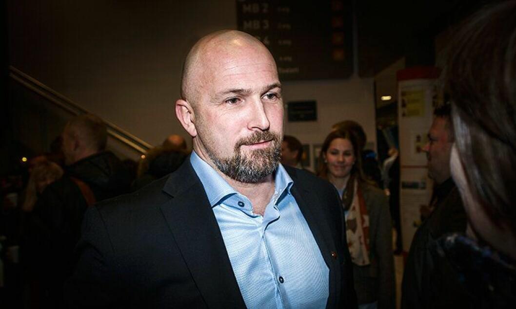Kjetil Rekdal, lokallagsleder i Politiets Fellesforbund Hordaland.