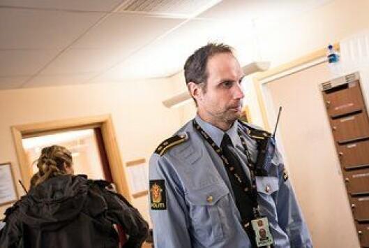 Stein Kristian Hansen, leder på Storskog, har hektiske dager.