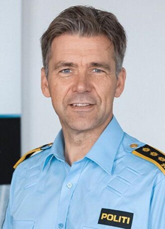 Morten Hojem Ervik, ass. sjef i PU.