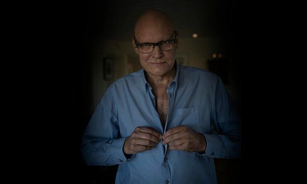 Lang tjeneste: 60 år gamle Dag Egil Aamodt ble brått og helt uventet rammet av et hjerteinfarkt i sommer, etter et langt politiliv. Nå vil han tilbake til sin siste tid som politi