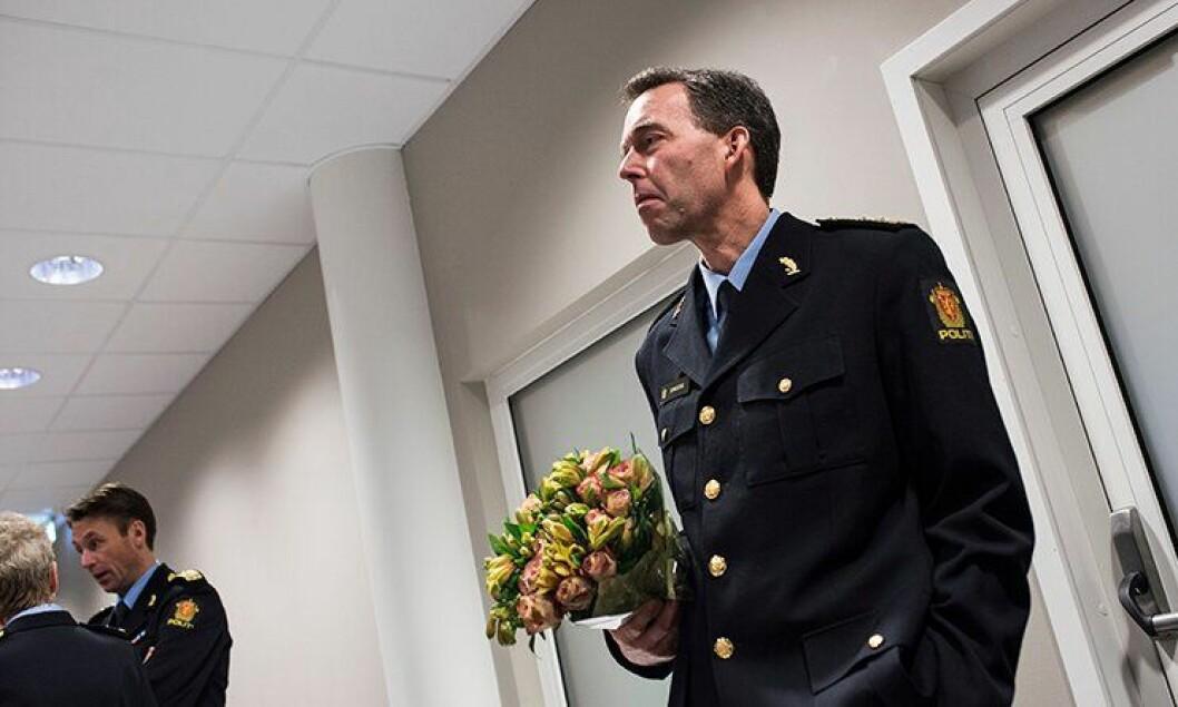 Kaare Songstad er beredskapsdirektør i POD. Nå blir han politimester i Vest.
