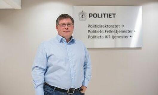 Arnfinn Opdal i Politidirektoratet forteller om utviklingen på mobilsiden i POD og Politiets IKT-tjenester.