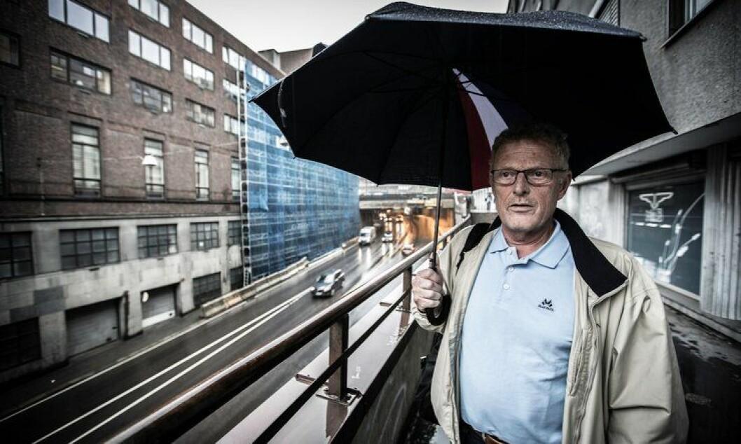 Knut Lauvrak vet ikke hvor lenge han har igjen, eller om alderen gjør at han aldri kan få nye lunger.