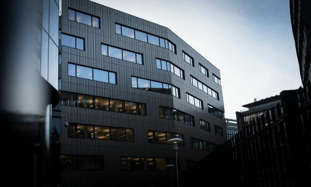 PODs nye bygg på Majorstua i Oslo.